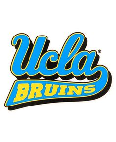 Rico Industries Ucla Bruins Static Cling Decal