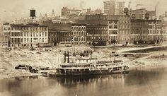 1908 Nashville, TN Skyline