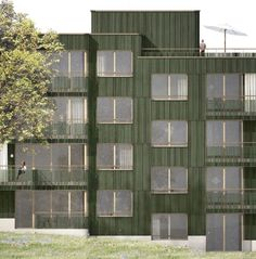 Mehrfamilienhaus in Wetzikon – Mirlo Urbano