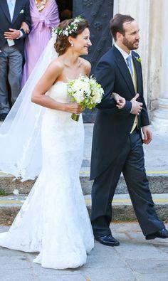 Máxima de Holanda, elegancia real en la boda de su hermano Juan