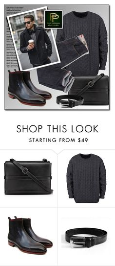 """PAULPARKMAN.com"" by monmondefou ❤ liked on Polyvore featuring moda, Christian Louboutin, women's clothing, women, female, woman, misses, juniors e paulparkman"
