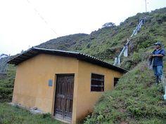 Casa de máquinas - Tubería de presión - Rogelio el operador
