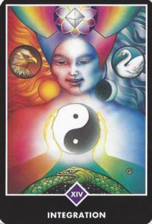 Osho Zen Tarot ~ Integration
