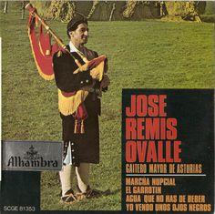 Jose Remis Ovalle - gaitero mayor de asturias.