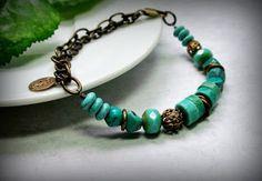 Stranded Beads Bracelet