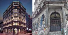 O melhor negócio imobiliário da história?  Comprou um edifício abandonado por 85.000 euros e vendeu por 42 milhões. #mercado imobiliario . Ver mais...
