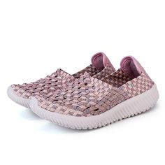 Wave-Slipper Pastel - Chaussure d'été très légère pour dames en tissu extensible pour les chaudes journées d'été qui s'adapte à la form... Yeezy, Dame, Adidas Sneakers, Slippers, Shoes, Material, Board, Fashion, Barefoot
