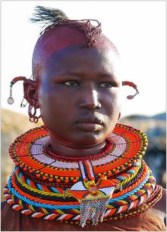 Turkana tribe - Kenya - Kenia Turkana tribe is the second largest pastoral community in Kenya. This nomadic community moved to Kenya from Karamojong in eastern Uganda.