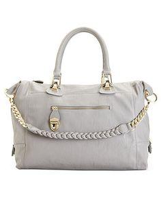 Steve Madden Handbag, Bsociall Tote - All Handbags - Handbags & Accessories - Macy's grey or black
