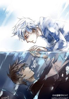 Jack Frost and Jack Overland...