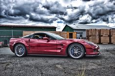 Corvette ZR1 HDR Corvette Zr1, Hdr, Photo S, Sage, Explore, Salvia
