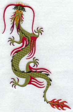 Oriental Dragon Embroidery Designs   dragons design pack md a chinese dragons design pack xxl