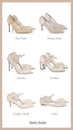 Romantic Girl, Wedding Set Up, Nude Shoes, Wedding Heels, Glass Slipper, Bridal Shoes, Ballet Flats, Fashion Shoes, Dress Shoes