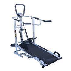 #Fitking_C_903_Manual_Treadmill   #Fitking_Fitness Foldable 4 in 1 manual treadmill with hand pulse. Belt area: 330 x 2400 mm.
