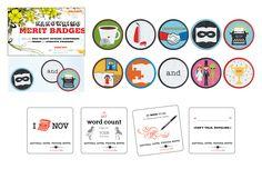 Writing Motivation, Award Certificates, Merit Badge, Authors, Chart, Stickers, Words, Award Display, Horse