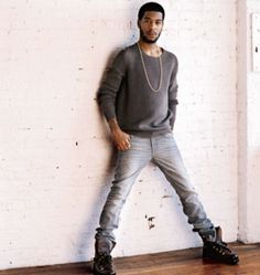 Kid Cudi- Born Scott Ramon Seguro Mescudi.  His father, a house painter, substitute teacher and World War II Air Force veteran was Mexican-Native American, while his mother, a middle-school choir teacher at Roxboro Middle School, in Cleveland Heights, Ohio, is African-American.