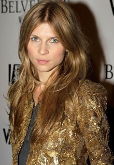 Clemence Poesy hair color
