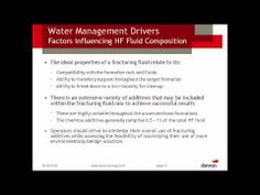 Check out this @EnergyFromShale video - HF-2 Water Management Associated With Hydraulic Fracturing (Part 1).