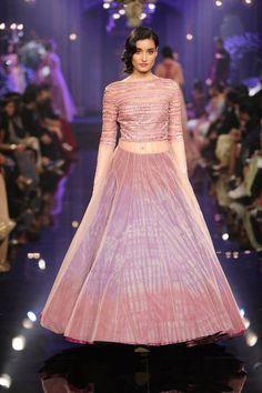 Manish Malhotra lakme fashion week a/w 2014
