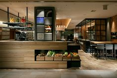 A.N.D. | Projects / AW kitchen nicot - Futakotamagawa,Tokyo