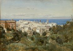 View of Genoa | The Art Institute of Chicago