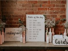 How to create a beautiful cards table at your wedding reception • Wedding Ideas magazine