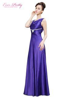Barato Estilo celebridade sempre bonita 2015 nova moda colher decote cintura HE09919PP roxo vestidos de formatura, Compro Qualidade Vestidos Inspirados em Celebridades diretamente de fornecedores da China:                      &nb