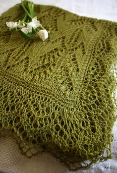 lily of the valley knit chart - Google otsing