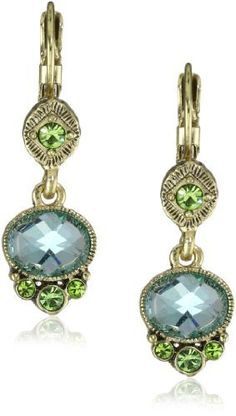 1928 Jewelry Peridot and Olivine Green Lever Back Drop Earrings 1928 Jewelry, http://www.amazon.com/gp/product/B001RL0KCE/ref=cm_sw_r_pi_alp_m784pb060R6BM