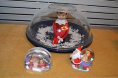 Lots of Elf on the Shelf ideas by tammy