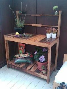 ¿Cómo hacer muebles de madera con Palets, Madera, Tarimas? | azrahim