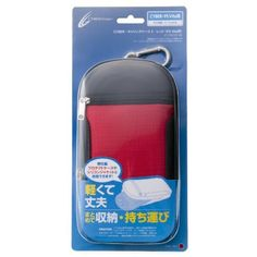 PS VITA Cyber Carrying Case F [Red] [JAPANESE IMPORT] by Cyber Gadget >>> See this great product. (This is an affiliate link) #VideoGames