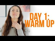 Warming up and cooling down before and after singing is crucial in preserving a healthy singing voice. If you don't warm up and cool down your voice, you risk damaging your vocal cords and sometimes permanently so. Vocal Lessons, Singing Lessons, Singing Tips, Music Lessons, Sara Bareilles, Vocal Warm Up Exercises, Singing Techniques, Attitude, Singing Quotes
