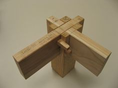 here is a bed frame joinery idea from my teacher's website