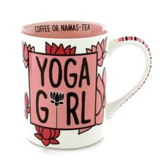 Yoga Girl Mug                                                                                                                                                                                 More