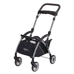 Simply click in your favorite Graco infant car seat and go. The graco snugrider elite stroller frame is the perfect car seat accessory turning your favorite infant car sear into an ultra-portable t… Stroller Bag, Car Seat And Stroller, Travel Stroller, Jogging Stroller, Baby Car Seats, Umbrella Stroller, City Stroller, Stroller Cover, Layette