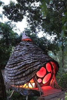 The Den Sleep-Over Pod, Soneva Kiri Resort, Thailand