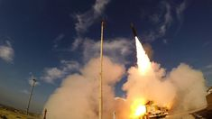 Army has announced its intent to procure a limited number of Iron Dome weapon systems to fill its short-term need for an interim Indirect Fire. Patriots Defense, Cyber Warfare, Stealth Aircraft, Ballistic Missile, Nuclear War, Israel, Military Service, Us Army, Scene