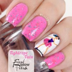 Tightrope Walker Nails