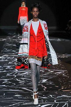 Missoni Fall 2015 RTW Runway – Vogue