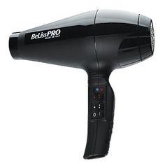 BeLissPRO Titanium Italian AC Motor Dryer 2000 watts best hair dryer Best Hair  Dryer 43d6248b89