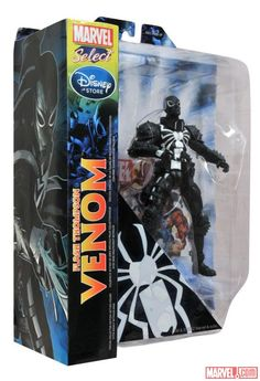 Marvel Select: Disney Store Exclusive Flash Thompson Venom - Part of my Marvel Now Thunderbolts.