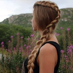 Could you do a braid like this ?