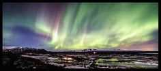 Where to Go in March: Northern Lights Hunting in Iceland