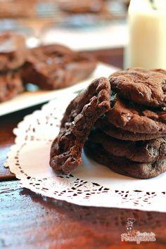Cookies da Paz Mundial são deliciosos!!! Vem aprender a fazer a receita!! World Peace Cookies..