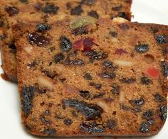 Oven baked fruit and nut cake.Delicious cake with candied fruit and nuts. Cake Recipes, Dessert Recipes, Desserts, Sweet Recipes, Muffins, Fruit Jam, Cupcake Cakes, Fruit Cakes, Pies