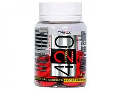 X-Fire Caffeine 420mg 40 Cápsulas - Body Action