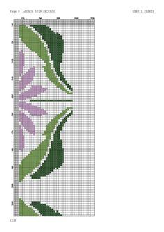 Cross Stitching, Cactus Plants, Color, Cross Stitch Embroidery, Towels, Floral, Flower Chart, Punto De Cruz, Dots