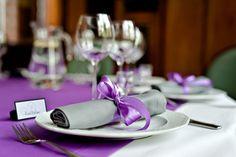 Dekoracja stołu i winietka