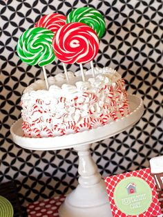 Daddy Cool!: Χριστουγεννιατικο παρτυ γενεθλίων!